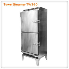 Towel Warmers - Towel Steamer TW360