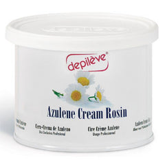 Wax - Depileve Azulene Cream Rosin Wax 14.1oz