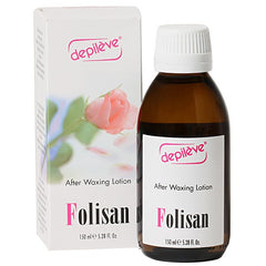 Wax - Depileve Folisan After Wax Lotion 5.28 Oz