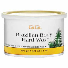 Wax - GiGi Brazilian Body Hard Wax 14oz
