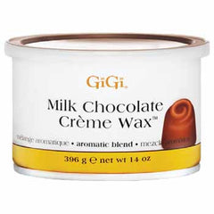 Wax - Gigi Milk Chocolate Creme Wax 14oz