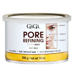 Wax - Gigi Pore Refining Facial Wax 14oz