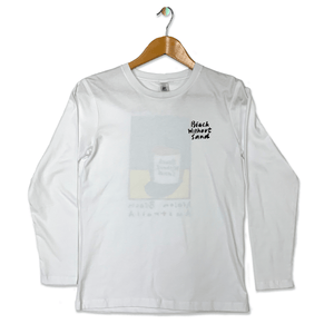 BEACH WITHOUT SAND BWS BOYS LONG SLEEVE COLOURED BUCKET TEE BWSBLS