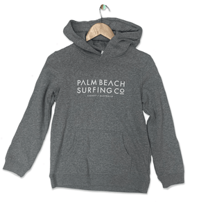 PALM BEACH SURFING CO PBSC BOYS HOODY PBSCBHF