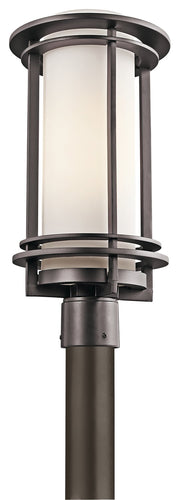 Kichler One Light Outdoor Post Mount 49349AZ-Exterior-HomePlumbing