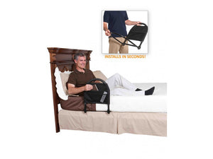 Bed Rail Advantage