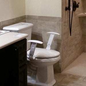 Bathroom with Comfort Arms