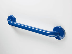Colored Grab Bars-Round Bases-for people with visual issues