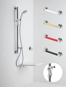 Prestigio Stainless Steel Grab Bars