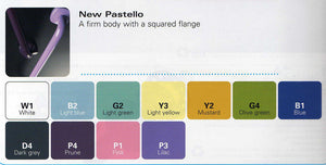 New Pastello colors