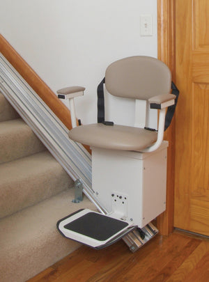 Harmar SL350AC Stair Lift Installed