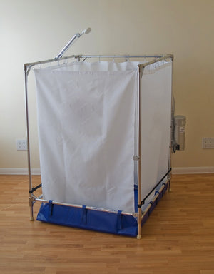 Fold Away Wheelchair Shower - Standard