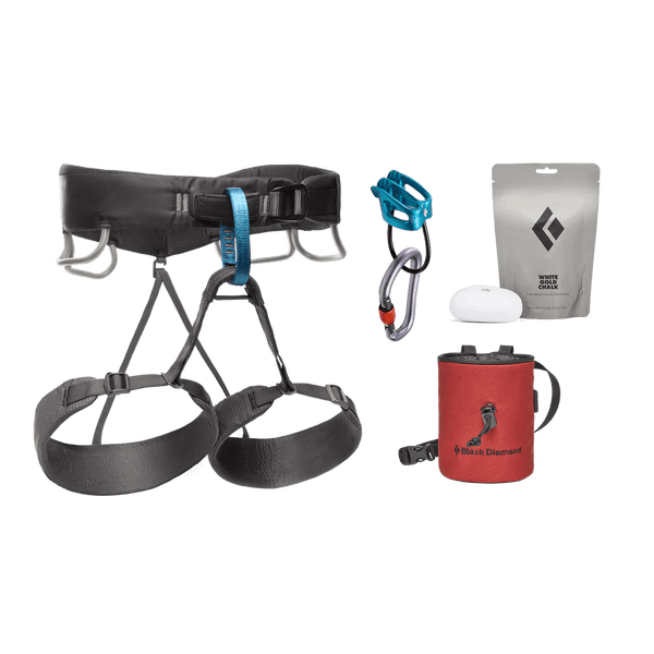 BLACK DIAMOND KIT HARNAIS D'ESCALADE  MOMENTUM - HOMME