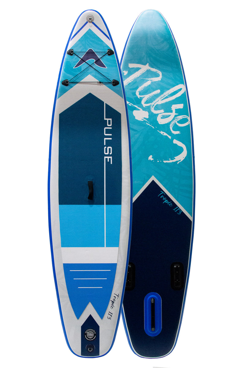PULSE PADDLE BOARD (SUP) GONFLABLE TROPIC 11.3