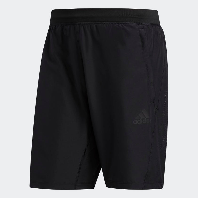 ADIDAS SHORT 3 STRIPES 8'' - HOMME