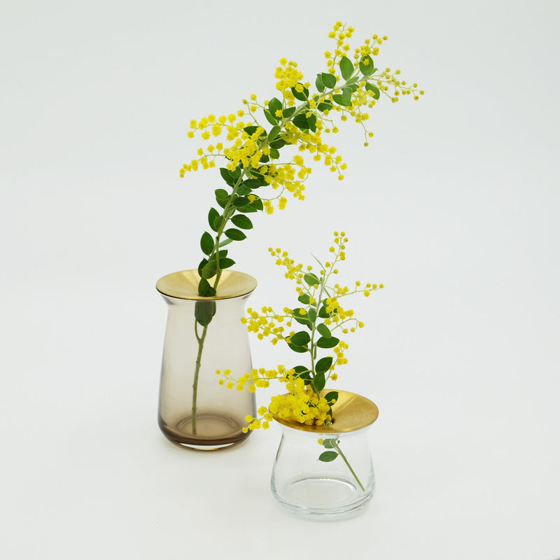 KINTO LUNA FLOWER VASE 80x70mm