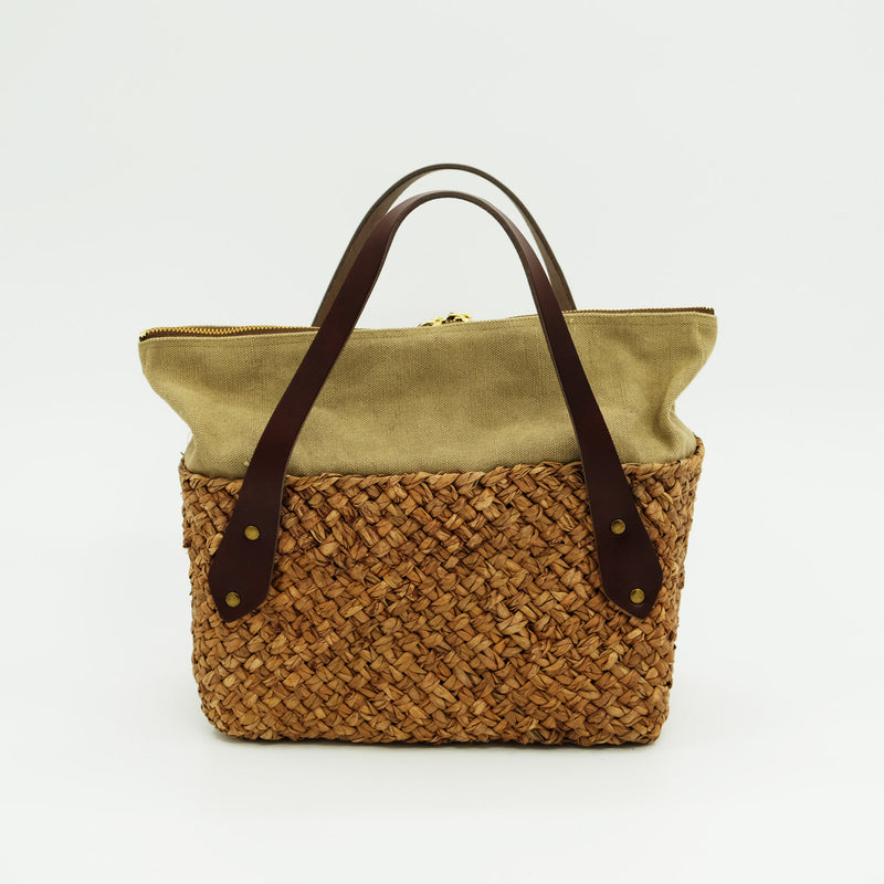 CLEDRAN HARD CANVAS BASKET