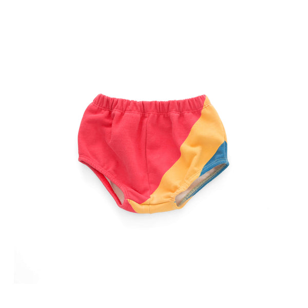 'OLYMPIC STRIPE' SHORT/BLOOMER