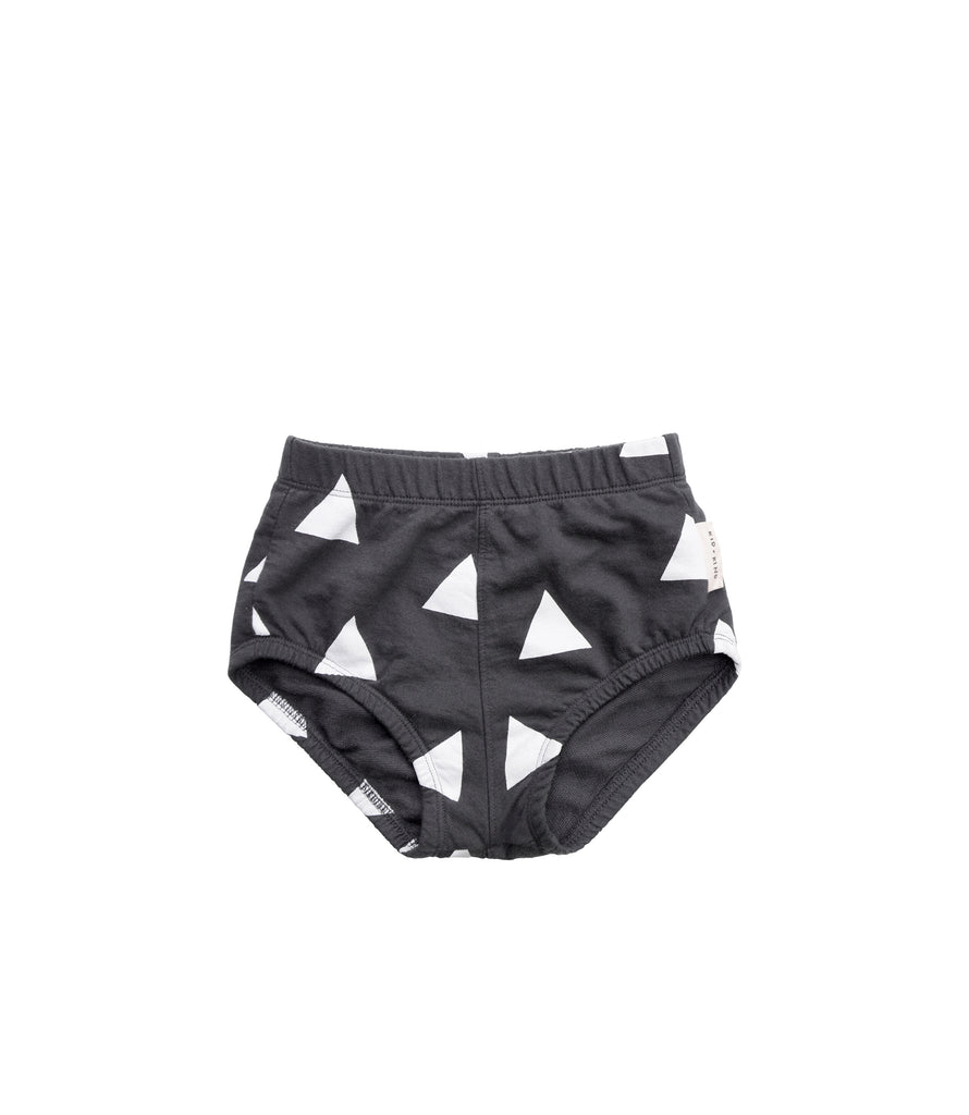 TRIANGLE HIGH-WAISTED SHORT / BLOOMER