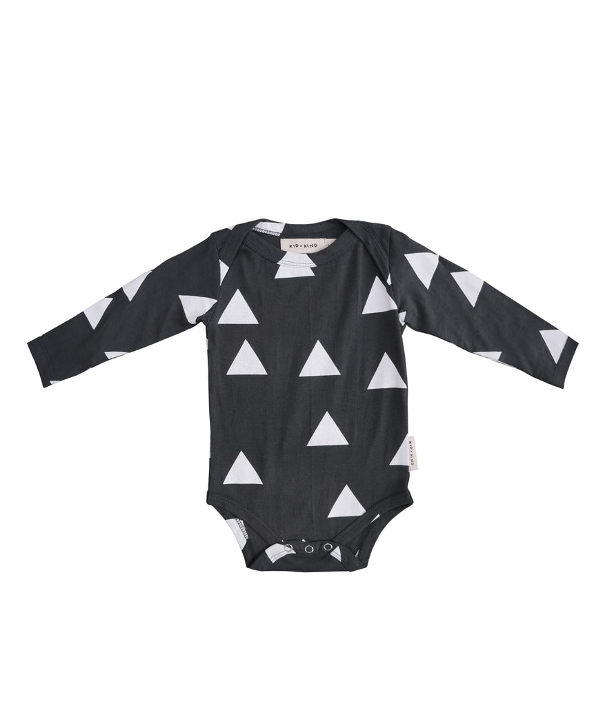 TRIANGLE ONESIE
