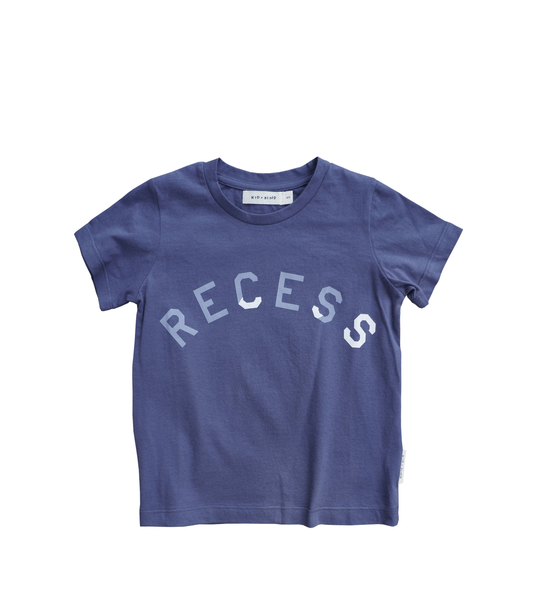 RECESS T-SHIRT (NAVY)