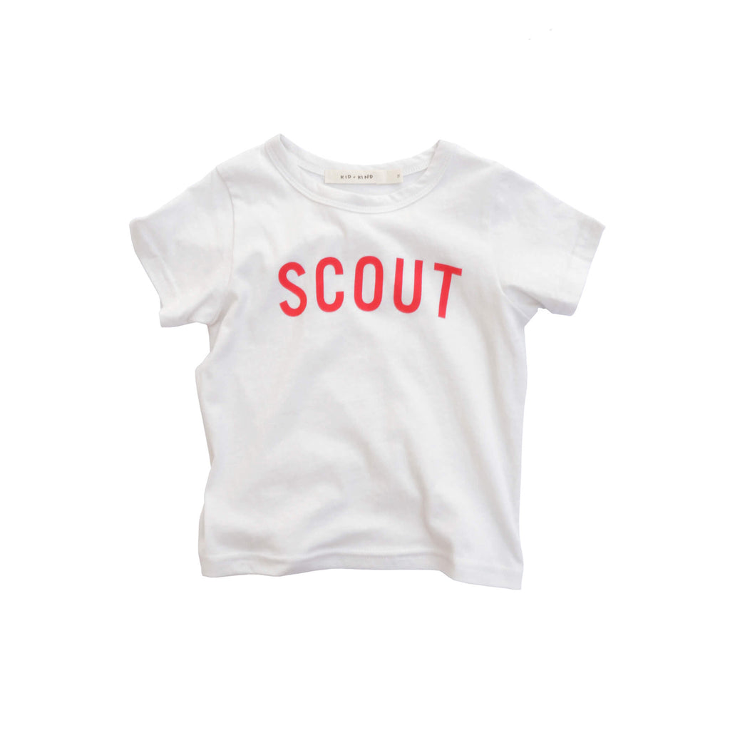 'SCOUT' T-SHIRT