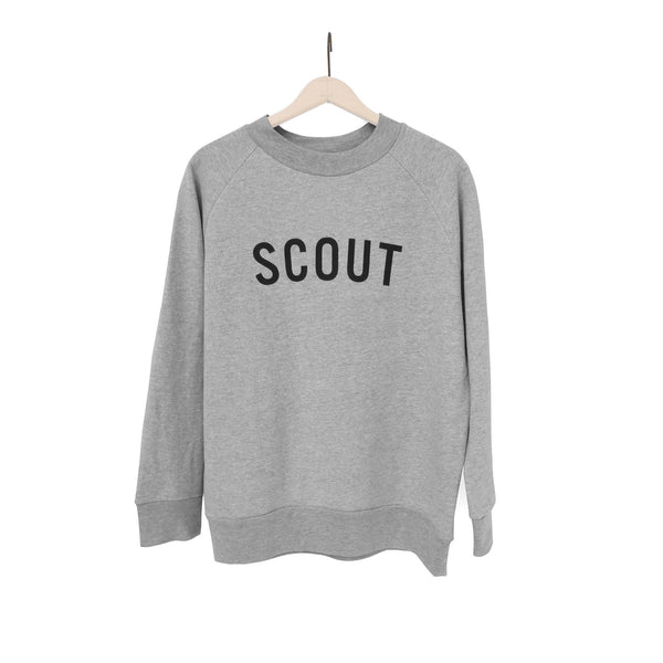 WOMEN'S 'SCOUT' OVERSIZED BASIC SWEATSHIRT