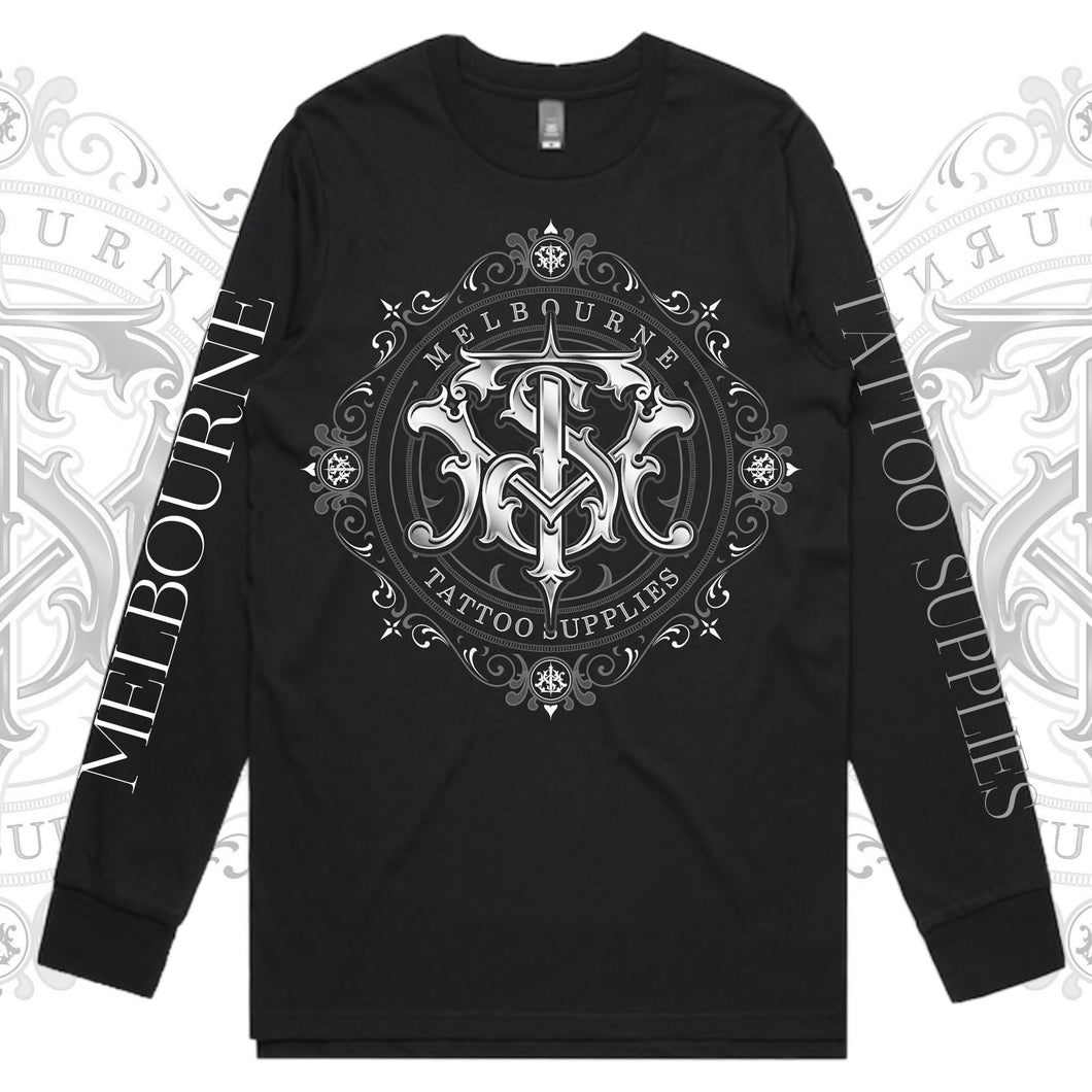 MTS Emblem Long sleeve Tee