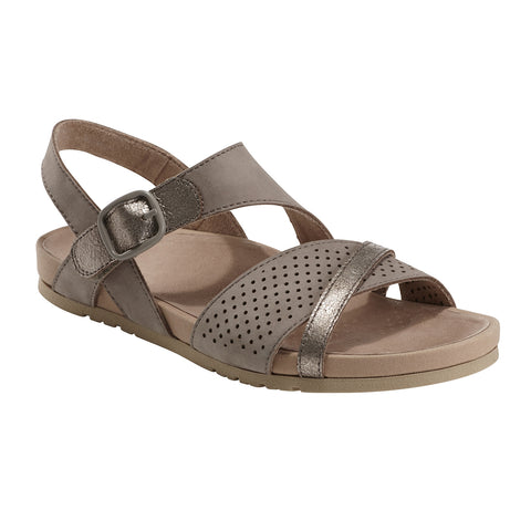 EARTH LADIES LAGUNA GREY SANDAL
