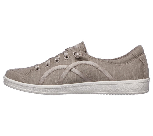 SKECHERS LADIES MADISON AVE TAKE A WALK TAUPE SHOE