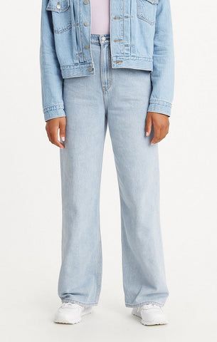LEVI LADIES HIGH LOOSE LOOSEY GOOSEY JEANS