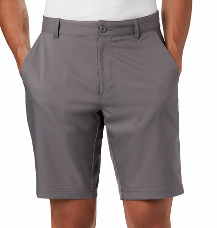 COLUMBIA MENS MIST TRAIL CITY GREY WALKSHORT