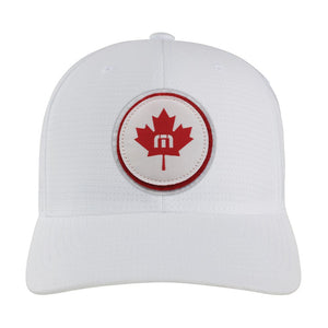 TRAVIS MATHEW MENS LOONIE WHITE HAT