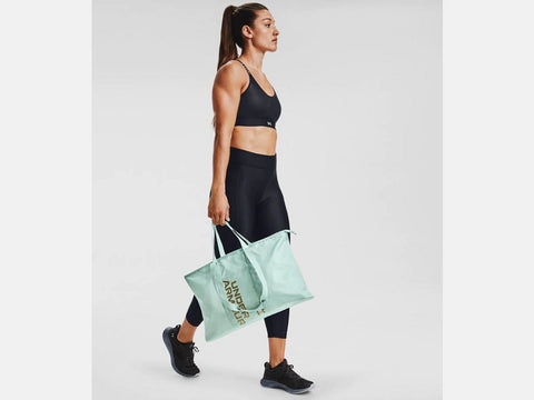 UNDER ARMOUR META FAVORITE 2.0 ENAMEL BLUE TOTE