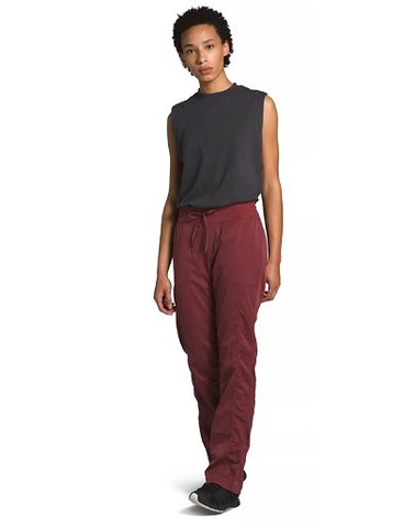 THE NORTH FACE LADIES APHRODITE 2.0 BAROLO RED PANT