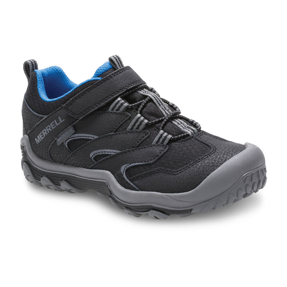 MERRELL YOUTH CHAMELEON 7 ACCESS LOW A/C BLACK