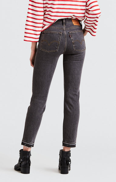 LEVI LADIES WEDGIE ICON FIT BITE MY DUST JEAN