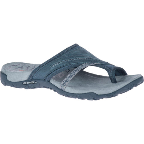 MERRELL LADIES TERRAN POST II SLATE SANDAL