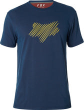FOX MENS CRESENT AIRLINE SS NAVY TSHIRT