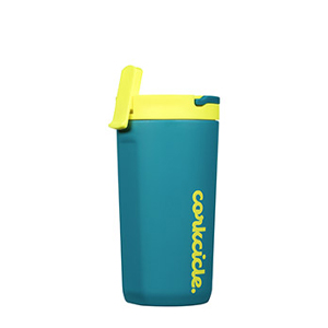 CORKCICLE 12OZ ELECTRIC TIDE KIDS CUP