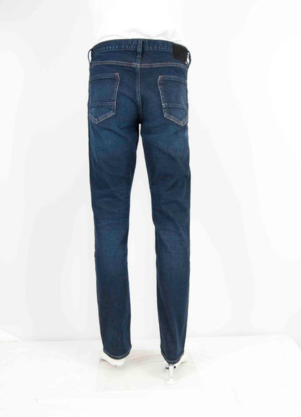 SILVER JEANS MENS MACHRAY STRAIGHT LEG INDIGO JEAN