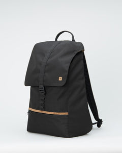 TEN TREE BROOKLYN PACK METEORITE BLACK BACKPACK