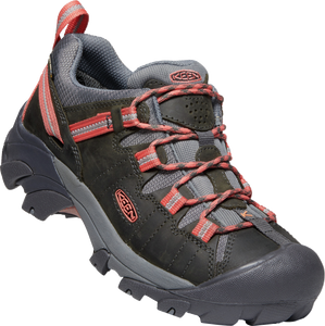 KEEN LADIES TARGHEE II WP MAGNET/CORAL SHOE