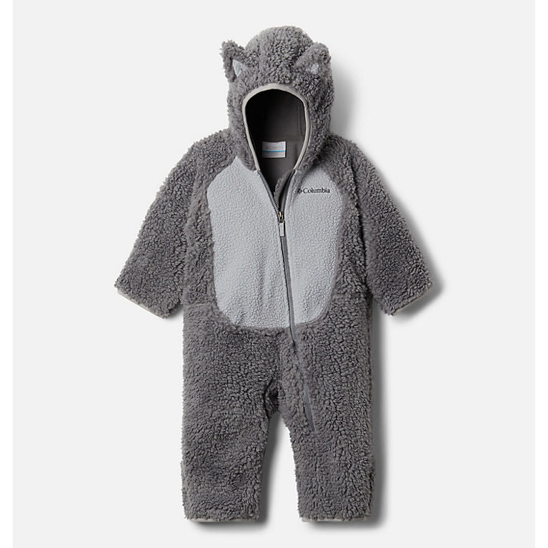COLUMBIA INFANT FOXY BABYSHERPA CITY GREY BUNTING