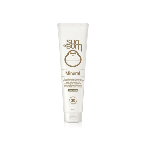 SUN BUM MINERAL SUNSCREEN FACE TINT SPF 30 1.7OZ LOTION