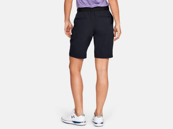 UNDER ARMOUR LADIES LINKS BLACK SHORT