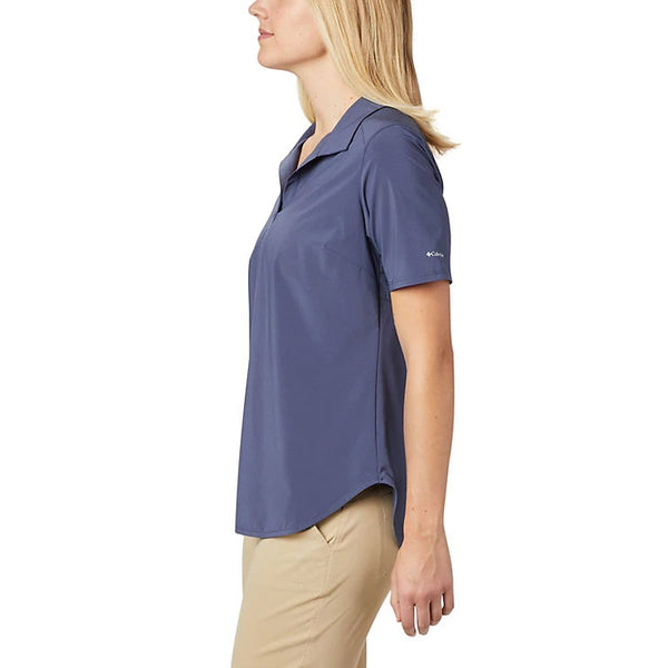 COLUMBIA LADIES PLACE TO PLACE SUN NOCTURNAL TSHIRT