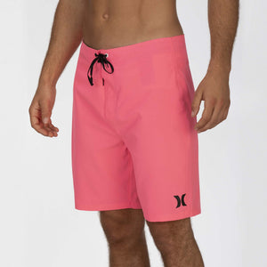 "HURLEY MENS ONE & ONLY 20"" PINK BOARDSHORT"