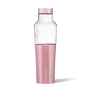CORKCICLE 20 0Z ROSE METALLIC HYBRID CANTEEN