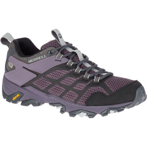 MERRELL LADIES MOAB FST 2 WP GRANITE/SHARK SHOE